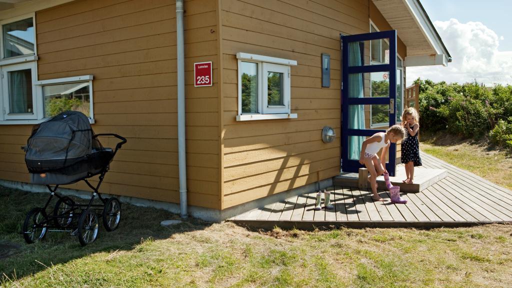 Vakantiehuis voor een klein gezin